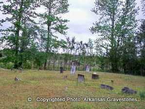 *MCCLANAHAN CEMETERY, OVERVIEW 2 - Clark County, Arkansas | OVERVIEW 2 *MCCLANAHAN CEMETERY - Arkansas Gravestone Photos