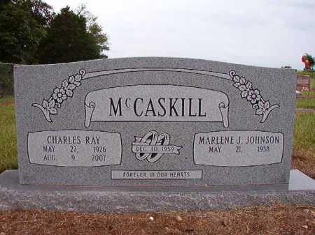 MCCASKILL, CHARLES RAY - Clark County, Arkansas | CHARLES RAY MCCASKILL - Arkansas Gravestone Photos