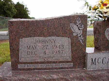 MCCASKILL, JOHNNY - Clark County, Arkansas | JOHNNY MCCASKILL - Arkansas Gravestone Photos