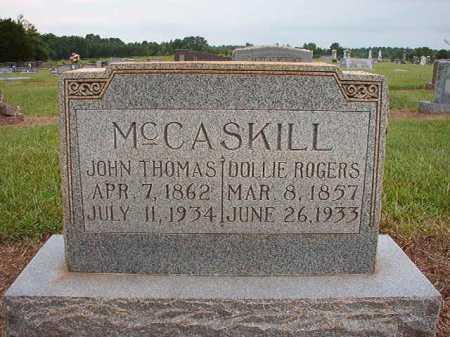 MCCASKILL, DOLLIE - Clark County, Arkansas   DOLLIE MCCASKILL - Arkansas Gravestone Photos
