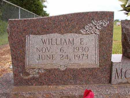 MCCASKILL, WILLIAM E. (CLOSEUP) - Clark County, Arkansas | WILLIAM E. (CLOSEUP) MCCASKILL - Arkansas Gravestone Photos