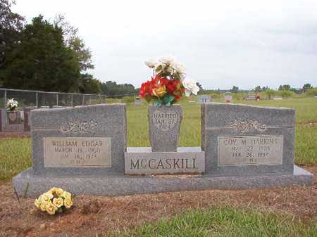 MCCASKILL, COY M. - Clark County, Arkansas | COY M. MCCASKILL - Arkansas Gravestone Photos