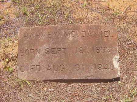 MCDANIEL, HARVEY - Clark County, Arkansas   HARVEY MCDANIEL - Arkansas Gravestone Photos