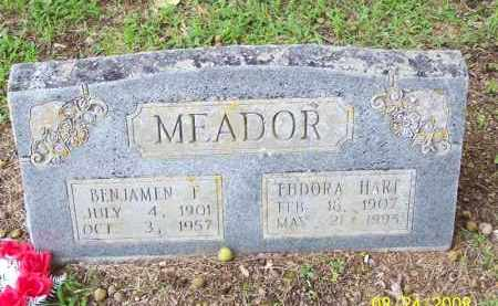 MEADOR, BENJAMEN F. - Clark County, Arkansas | BENJAMEN F. MEADOR - Arkansas Gravestone Photos