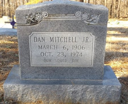 MITCHELL, JR, DAN - Clark County, Arkansas | DAN MITCHELL, JR - Arkansas Gravestone Photos