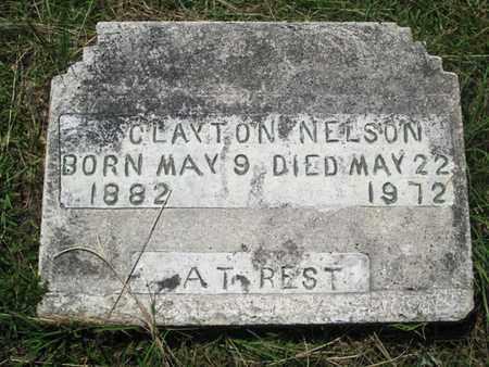 NELSON, CLAYTON - Clark County, Arkansas | CLAYTON NELSON - Arkansas Gravestone Photos