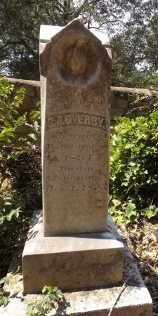 OVERBY, C R - Clark County, Arkansas | C R OVERBY - Arkansas Gravestone Photos