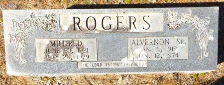 ROGERS, SR, ALVERNON - Clark County, Arkansas | ALVERNON ROGERS, SR - Arkansas Gravestone Photos