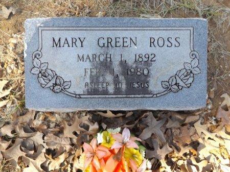 ROSS, MARY - Clark County, Arkansas | MARY ROSS - Arkansas Gravestone Photos