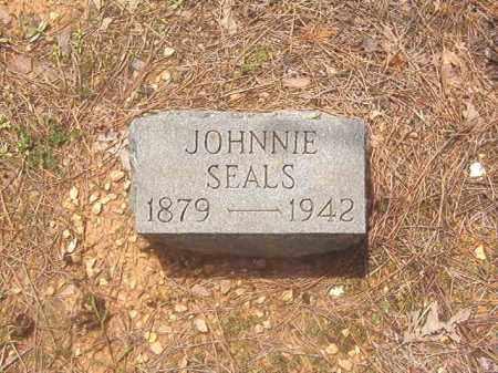 SEALS, JOHNIE - Clark County, Arkansas   JOHNIE SEALS - Arkansas Gravestone Photos