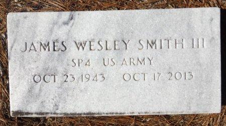 SMITH, III (VETERAN), JAMES WESLEY - Clark County, Arkansas   JAMES WESLEY SMITH, III (VETERAN) - Arkansas Gravestone Photos