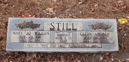STILL, MARY JO - Clark County, Arkansas | MARY JO STILL - Arkansas Gravestone Photos