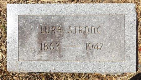 STRONG, LURA - Clark County, Arkansas | LURA STRONG - Arkansas Gravestone Photos