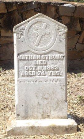 STRONG, NATHAN - Clark County, Arkansas   NATHAN STRONG - Arkansas Gravestone Photos