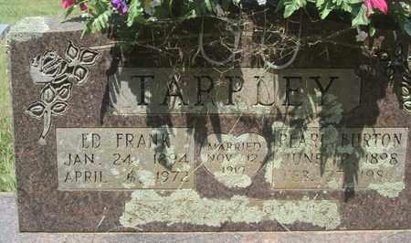 TARPLEY, ED FRANK - Clark County, Arkansas | ED FRANK TARPLEY - Arkansas Gravestone Photos