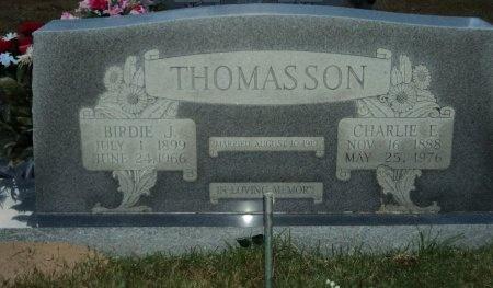 JOHNSON THOMASSON, BIRDIE - Clark County, Arkansas | BIRDIE JOHNSON THOMASSON - Arkansas Gravestone Photos