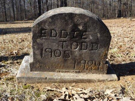 TODD, EDDIE - Clark County, Arkansas | EDDIE TODD - Arkansas Gravestone Photos