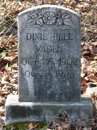 VADEN, DIXIE BELL - Clark County, Arkansas   DIXIE BELL VADEN - Arkansas Gravestone Photos