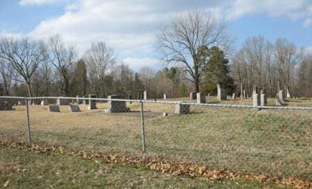 *WEIR CEMETERY, OVERVIEW - Clark County, Arkansas | OVERVIEW *WEIR CEMETERY - Arkansas Gravestone Photos