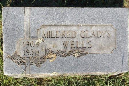 JONES, MILDRED GLADYS - Clark County, Arkansas | MILDRED GLADYS JONES - Arkansas Gravestone Photos