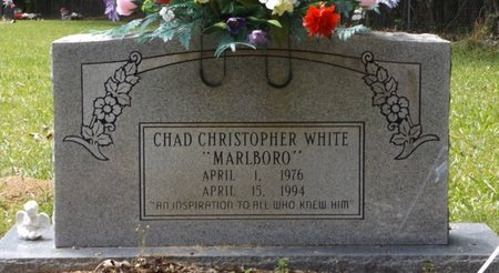 WHITE, CHAD CHRISTOPHER - Clark County, Arkansas | CHAD CHRISTOPHER WHITE - Arkansas Gravestone Photos