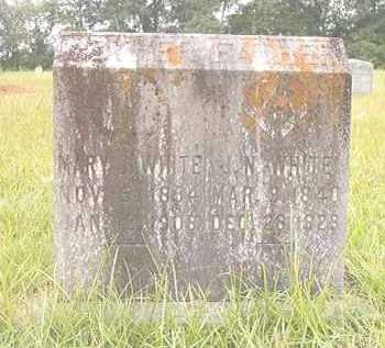 WHITE, J N - Clark County, Arkansas | J N WHITE - Arkansas Gravestone Photos