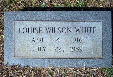 WHITE, LOUISE - Clark County, Arkansas | LOUISE WHITE - Arkansas Gravestone Photos