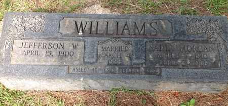 WILLIAMS, SADIE - Clark County, Arkansas   SADIE WILLIAMS - Arkansas Gravestone Photos