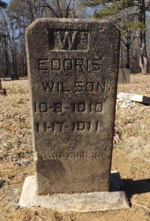 WILSON, EDORIS - Clark County, Arkansas | EDORIS WILSON - Arkansas Gravestone Photos