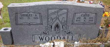 WOODALL, CLETIS - Clark County, Arkansas | CLETIS WOODALL - Arkansas Gravestone Photos