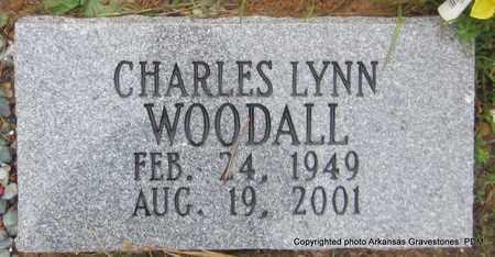 WOODALL, CHARLES LYNN - Clark County, Arkansas | CHARLES LYNN WOODALL - Arkansas Gravestone Photos