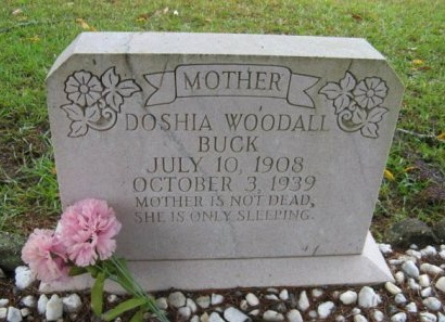 WOODALL, DOSHIA KATHLEEN - Clark County, Arkansas | DOSHIA KATHLEEN WOODALL - Arkansas Gravestone Photos