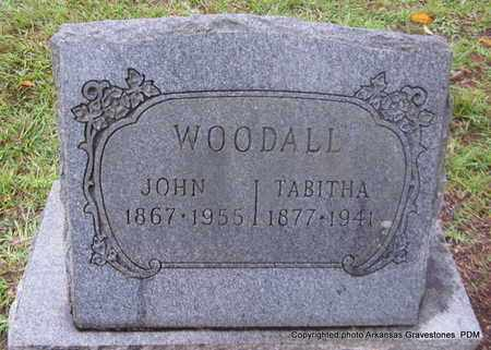 WOODALL, TABITHA - Clark County, Arkansas | TABITHA WOODALL - Arkansas Gravestone Photos