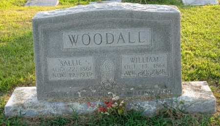 WOODALL, SALLIE SARAH - Clark County, Arkansas | SALLIE SARAH WOODALL - Arkansas Gravestone Photos