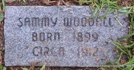 WOODALL, SAMMY - Clark County, Arkansas | SAMMY WOODALL - Arkansas Gravestone Photos