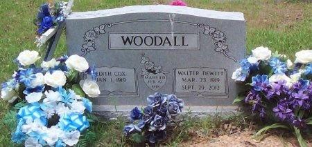 WOODALL, WALTER DEWITT - Clark County, Arkansas | WALTER DEWITT WOODALL - Arkansas Gravestone Photos