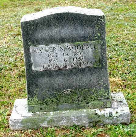 WOODALL, WALTER N. - Clark County, Arkansas | WALTER N. WOODALL - Arkansas Gravestone Photos