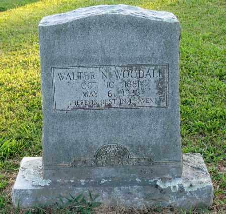 WOODALL, WALTRER N - Clark County, Arkansas | WALTRER N WOODALL - Arkansas Gravestone Photos
