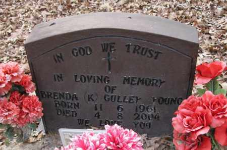 YOUNG, BRENDA K - Clark County, Arkansas | BRENDA K YOUNG - Arkansas Gravestone Photos