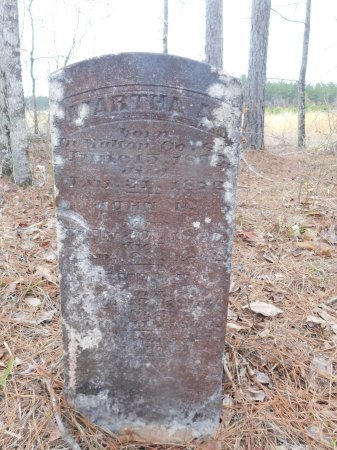 YOUNG, MARTHA A. - Clark County, Arkansas | MARTHA A. YOUNG - Arkansas Gravestone Photos