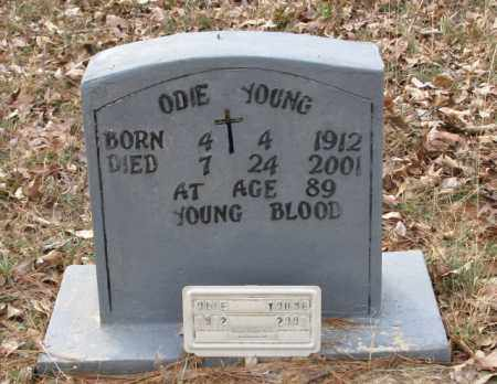 YOUNG, ODIE - Clark County, Arkansas | ODIE YOUNG - Arkansas Gravestone Photos