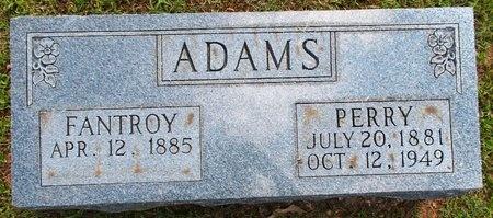 ADAMS, PERRY - Clay County, Arkansas | PERRY ADAMS - Arkansas Gravestone Photos