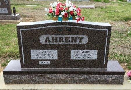 AHRENT, ROSEMARY (OBIT) - Clay County, Arkansas | ROSEMARY (OBIT) AHRENT - Arkansas Gravestone Photos
