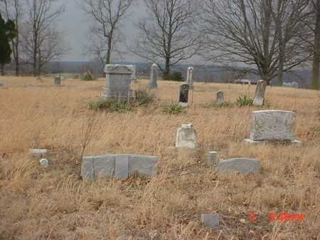 *CEMETERY VIEW,  - Clay County, Arkansas |  *CEMETERY VIEW - Arkansas Gravestone Photos