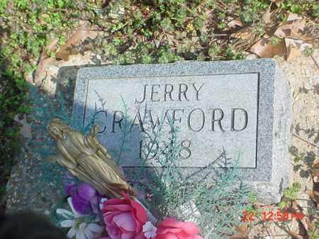 CRAWFORD, JERRY - Clay County, Arkansas | JERRY CRAWFORD - Arkansas Gravestone Photos