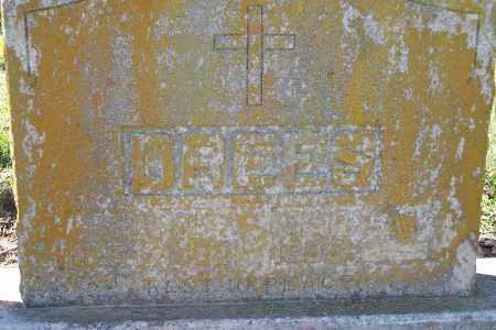 DREES, MARY A. - Clay County, Arkansas | MARY A. DREES - Arkansas Gravestone Photos
