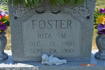 FOSTER, RITA M. - Clay County, Arkansas   RITA M. FOSTER - Arkansas Gravestone Photos