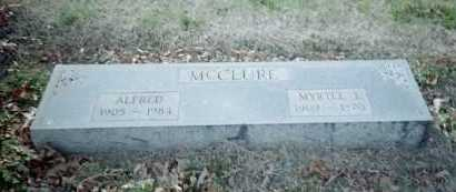 MCCLURE, MYRTLE IONA - Clay County, Arkansas   MYRTLE IONA MCCLURE - Arkansas Gravestone Photos