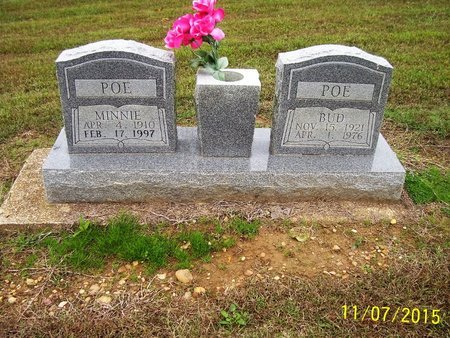 LEWIS POE, MINNIE - Clay County, Arkansas | MINNIE LEWIS POE - Arkansas Gravestone Photos