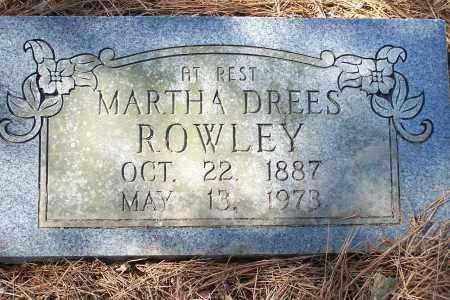 ROWLEY, MARTHA - Clay County, Arkansas   MARTHA ROWLEY - Arkansas Gravestone Photos